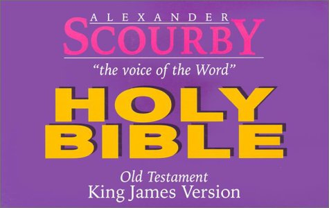 9780529106414: Scourby KJV on Cassette Value Pack - Old Testament