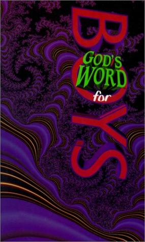 9780529106667: God's Word for Boys