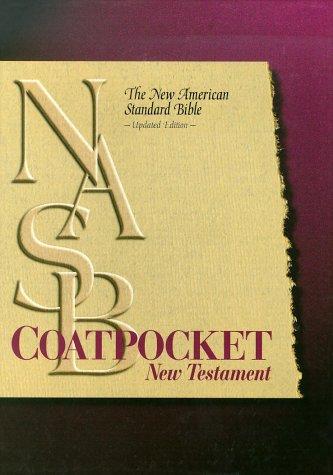 9780529107725: NASB Coat Pocket New Testament