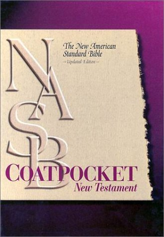 9780529107732: NASB Coat Pocket New Testament