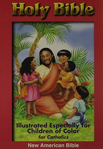 Holy Bible Illustrated Especially for Children of Color: Nia Publishing Co. / Urban Spirit!
