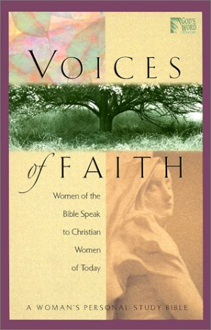 Voices of Faith: Woman's Personal Study Bible / God's Word: Rikkers, Doris Wynbeek