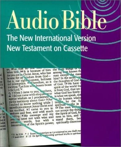 9780529109378: Audio Bible: New International New Testament