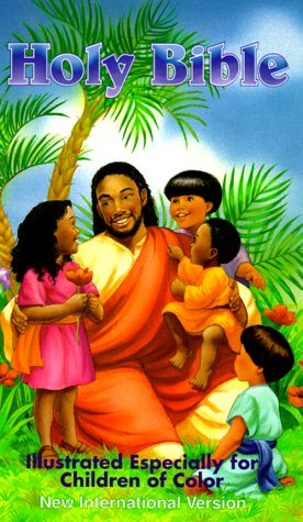 Holy Bible: Illustrated Especially for Children of: Nia Publishing
