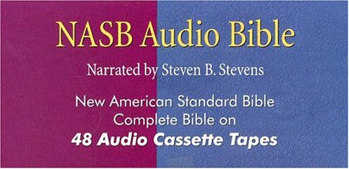 9780529109699: NASB Updated Edition Audio Bible - Complete Bible
