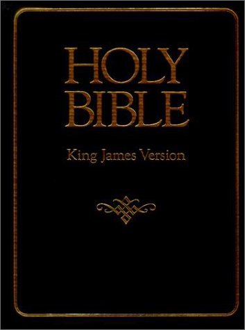 The Holy Bible Contianing the old and New testaments in the Authorized King James Version, the Fa...