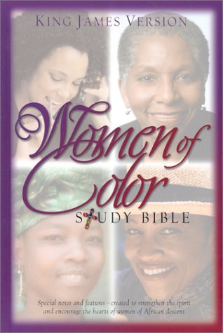 9780529110978: Women of Color Study Bible