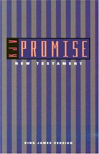 9780529113719: KJV Personal Promise New Testament