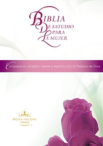 9780529114242: Biblia de estudio para la mujer / Study Bible for Women: Version Reina-Valeria 1960