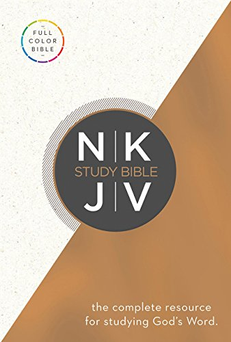 The NKJV Study Bible: Full-Color Edition: Thomas Nelson