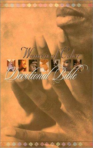 9780529115836: Women of Color Devotional Bible