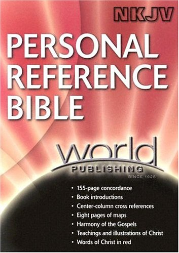 9780529117021: NKJV Personal Reference Bible