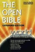 NASB Open Bible Expanded Edition: Thomas Nelson