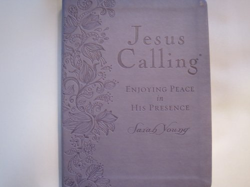 9780529120885: Jesus Calling: Enjoying Peace in His Presence