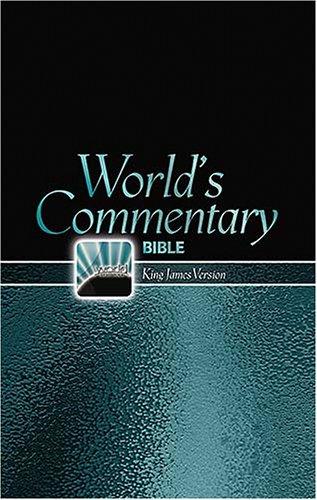 KJV Commentary Bible: King James Version: Thomas Nelson