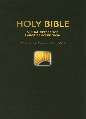 NASB Visual Reference Holy Bible (9780529122094) by Nelson Bibles