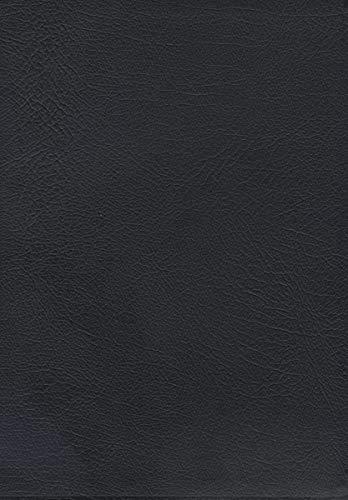 9780529122513: NASB, MacArthur Study Bible, Bonded Leather, Black