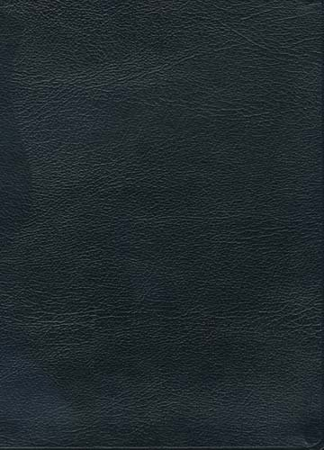 9780529122551: The Macarthur Study Bible: New American Standard Bible, Black Genuine Leather