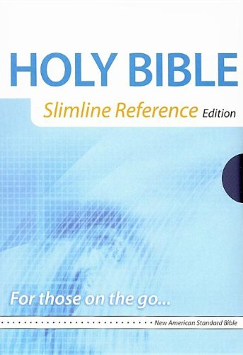 9780529123299: Holy Bible: New American Standard Bible, Purple Bonded Leather, Slimline Reverence Edition