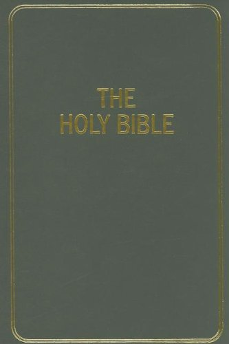 9780529123664: The Holy Bible: King James Version, Gray