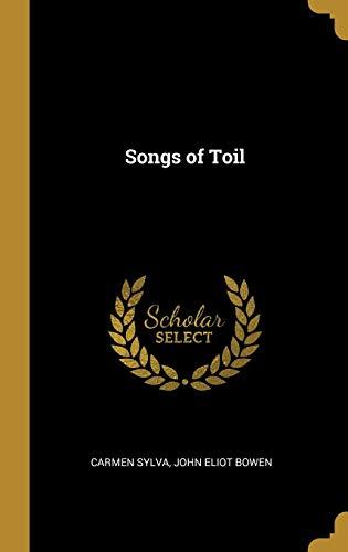 9780530322414: Songs of Toil