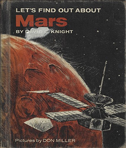 9780531000328: Let's Find Out About Mars