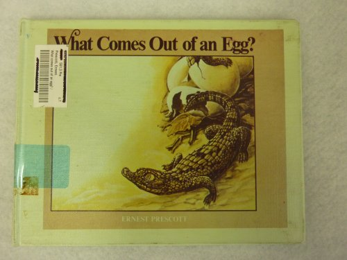9780531003626: What Comes Out of an Egg? (An Easy-Read Wildlife Book)