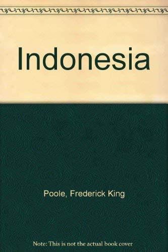 9780531007358: Indonesia (A First book)