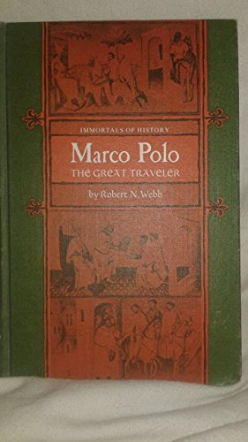 9780531009000: Marco Polo: The Great Traveler