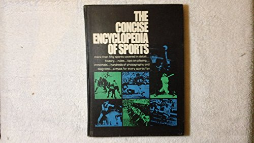 The Concise Encyclopedia of Sports: Jennison, Keith Warren