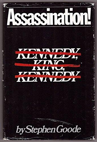 9780531022139: Assassination!: Kennedy, King, Kennedy