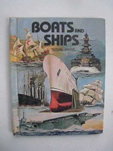 Boats and Ships: Susan Harris
