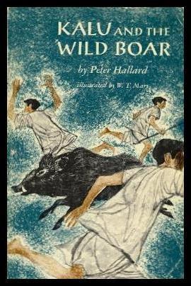 9780531026007: Kalu and the wild boar,