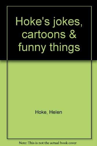 9780531026823: Hoke's jokes, cartoons & funny things
