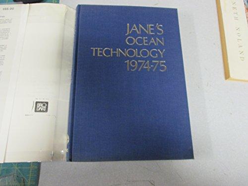 JANE'S OCEAN TECHNOLOGY.: Trillo, Robert L.