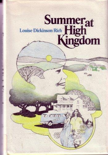 9780531028094: Summer at High Kingdom