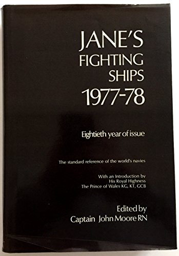Janes Fighting Ships 1977-78