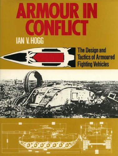 9780531037034: Armour in Conflict: The Design and Tactics of Armoured Fighting Vehicles
