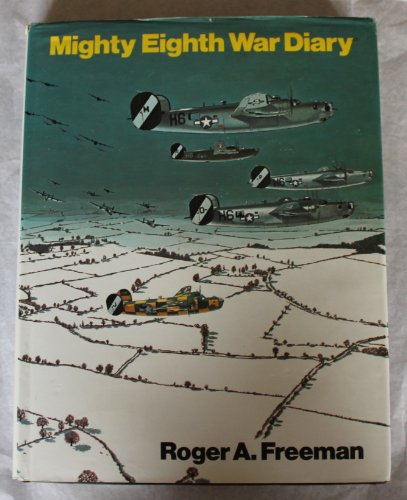 9780531037355: Mighty Eighth war diary