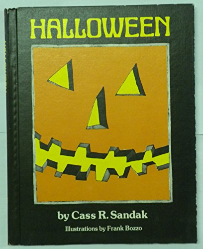 9780531041499: Halloween (Easy-read Holiday Book)