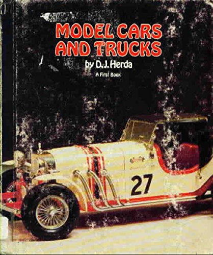 9780531044643: Model Cars and Trucks (First Book)