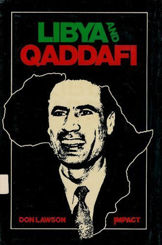 9780531044926: Libya and Qaddafi (An Impact book)
