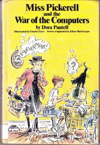 9780531048412: Miss Pickerell and the War of the Computers