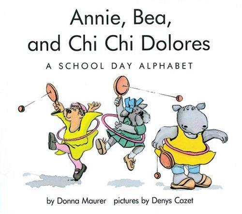 9780531054673: Annie Bea And Chi Chi Delores