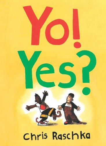 9780531054697: Yo! Yes? (Weston Woods Read-Along CD)