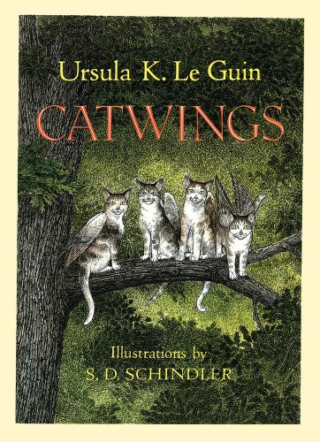 Catwings: Le Guin, Ursula K.