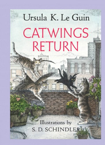 Catwings Return (SIGNED)
