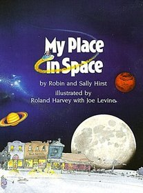 9780531058596: My Place in Space