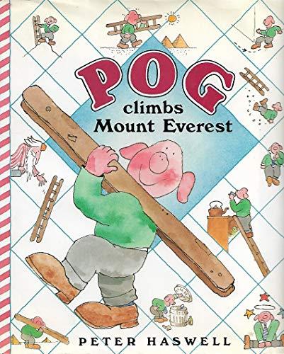 9780531058732: Pog Climbs Mount Everest