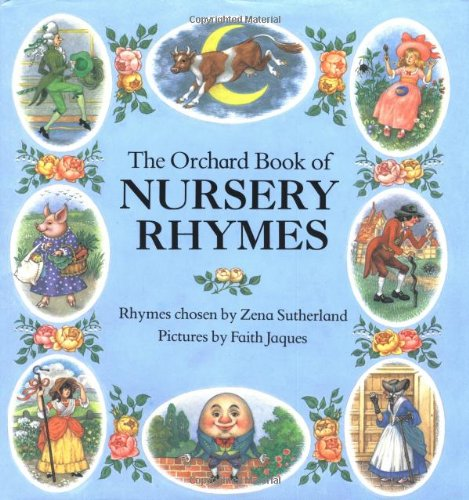 9780531059036: Orchard Book Of Nursery Rhymes